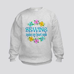 Sewing Smiles Kids Sweatshirt