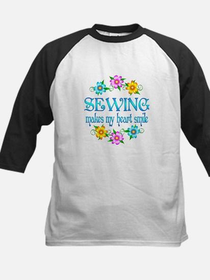 Sewing Smiles Kids Baseball Jersey