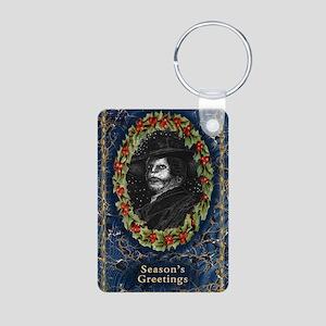 Seasons Greetings-Phantom of the Opera Keychains
