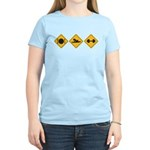 Creepers Women's Light T-Shirt