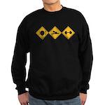 Creepers Sweatshirt (dark)
