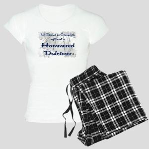 Hammered Dulcimer Women's Light Pajamas