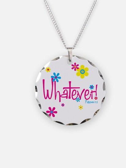 Unique Whatever Necklace