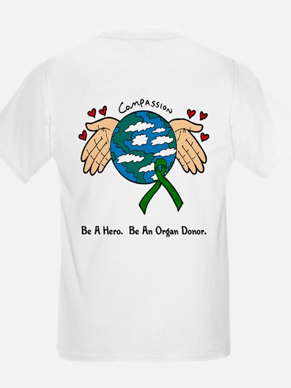 Donor World II Kids T-Shirt