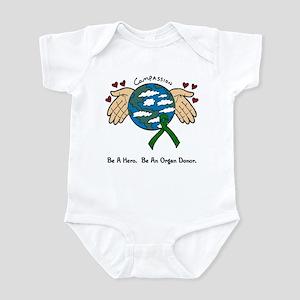 Donor World II Infant Creeper