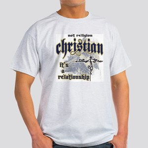 Christian/Relationship Light T-Shirt