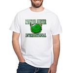 White MHI Tactical T-Shirt