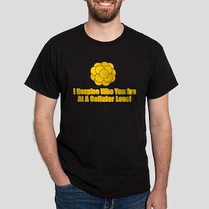 I Despise Who You Are Dark T-Shirt