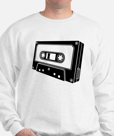 Black & White Cassette Tape Jumper