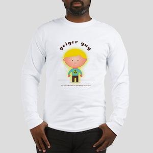 Geiger Guy Long Sleeve T-Shirt