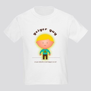 Geiger Guy Kids Light T-Shirt
