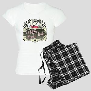 Little Miss Honky Tonk Women's Light Pajamas