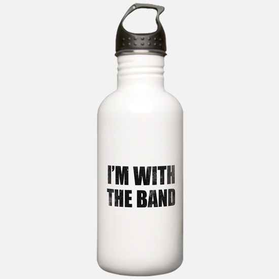 I'm with the Band Water Bottle