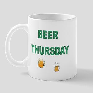 Beer Thursday Mug