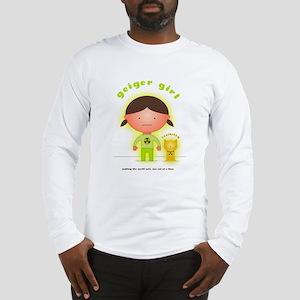 Geiger Girl Long Sleeve T-Shirt