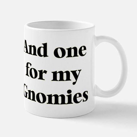 Gnomies Mug