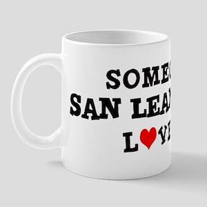 Someone in San Leandro Mug