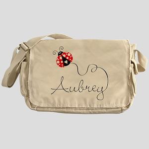 Ladybug Aubrey Messenger Bag