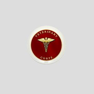 Veterinary Corps Mini Button