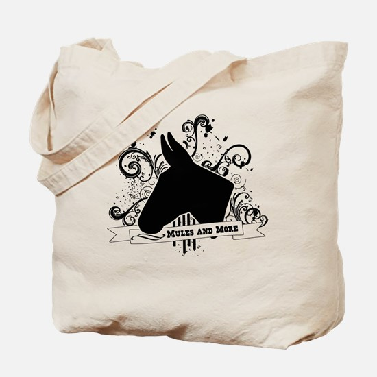 Cute Mules Tote Bag