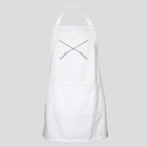Crossed Muskets Apron