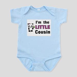 I'm the Little Cousin Infant Bodysuit