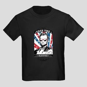funny 4th of july Kids Dark T-Shirt