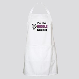 I'm the Middle Cousin Apron