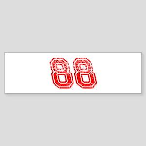 Support - 88 Sticker (Bumper)