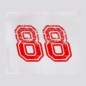 Support - 88 Throw Blanket
