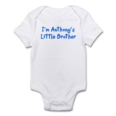 Anthony's Little Brother Infant Creeper