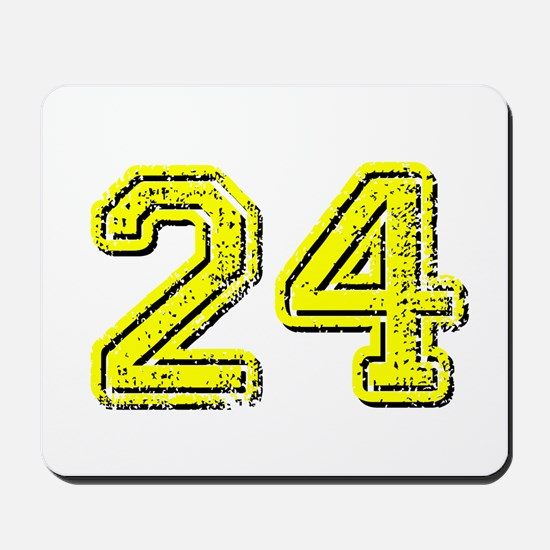 Support - 24 Mousepad