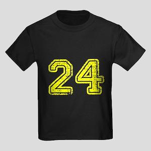 Support - 24 Kids Dark T-Shirt