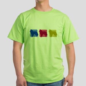 Color Row Groenendael T-Shirt
