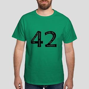 42 Dark T-Shirt