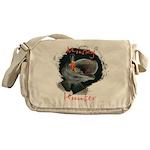 Musky hunter,3 Messenger Bag