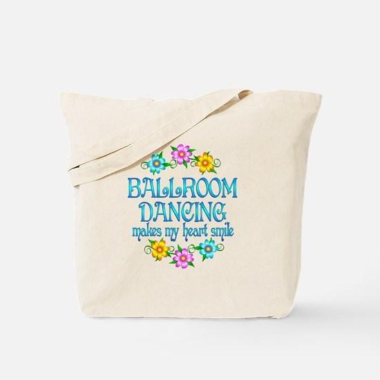 Ballroom Smiles Tote Bag