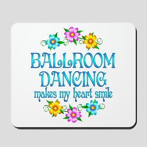 Ballroom Smiles Mousepad