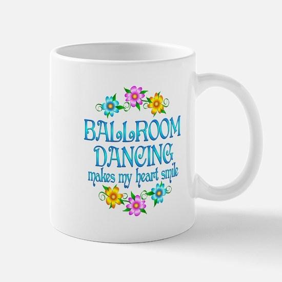 Ballroom Smiles Mug