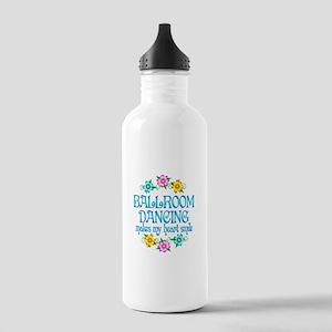 Ballroom Smiles Stainless Water Bottle 1.0L