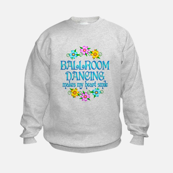Ballroom Smiles Sweatshirt