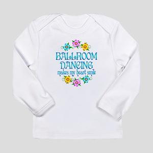 Ballroom Smiles Long Sleeve Infant T-Shirt
