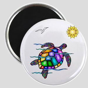 Sea Turtle #1 Magnet