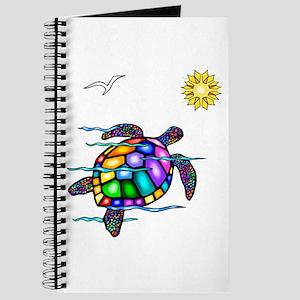 Sea Turtle #1 Journal