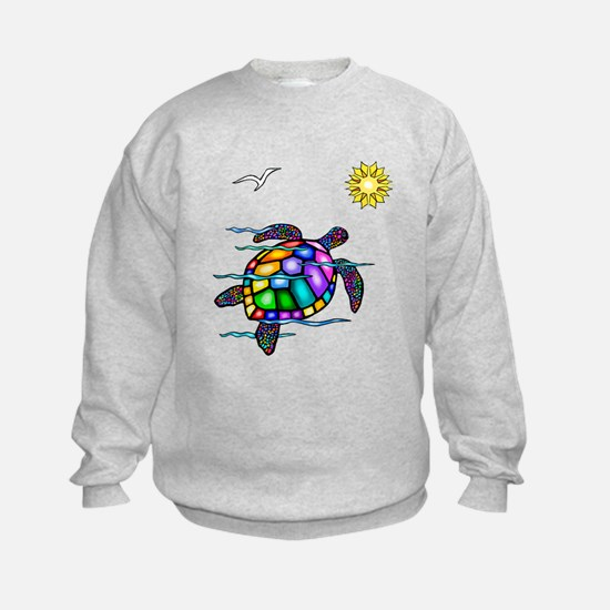 Sea Turtle #1 Sweatshirt