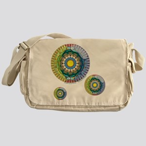 Summer Sunshine Messenger Bag