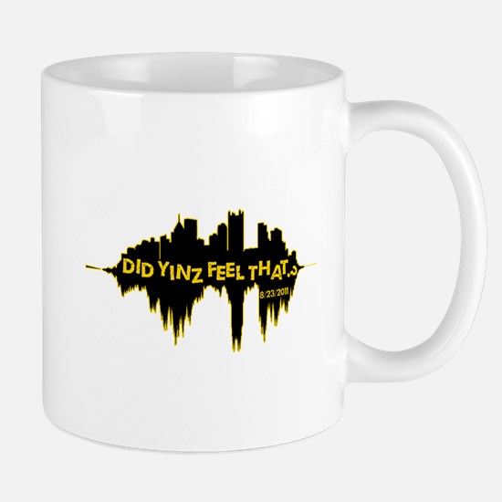 Did Yinz Feel That Mug