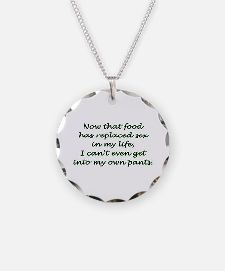 Food and Sex from rude_rags_ Necklace