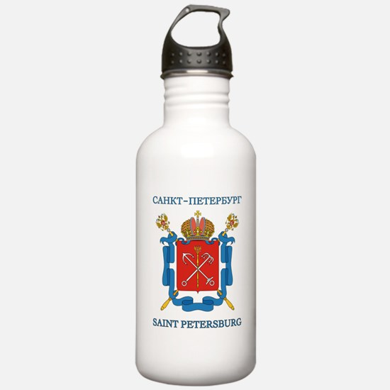 St. Petersburg Sports Water Bottle