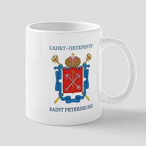 St. Petersburg Mug